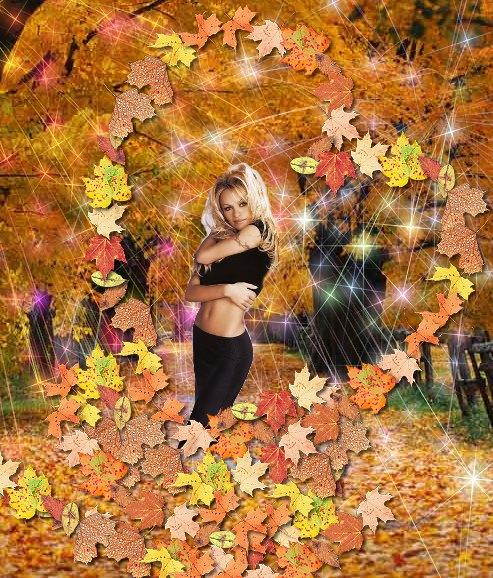 картинка Осенняя разлука